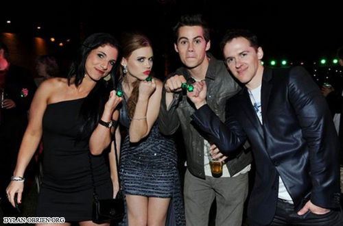 2011 MTV Movie Awards Party- 6/5