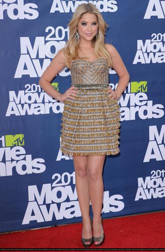 2011 엠티비 Movie Awards