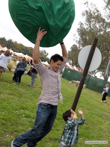 22nd Annual Time For Heroes Celebrity Picnic