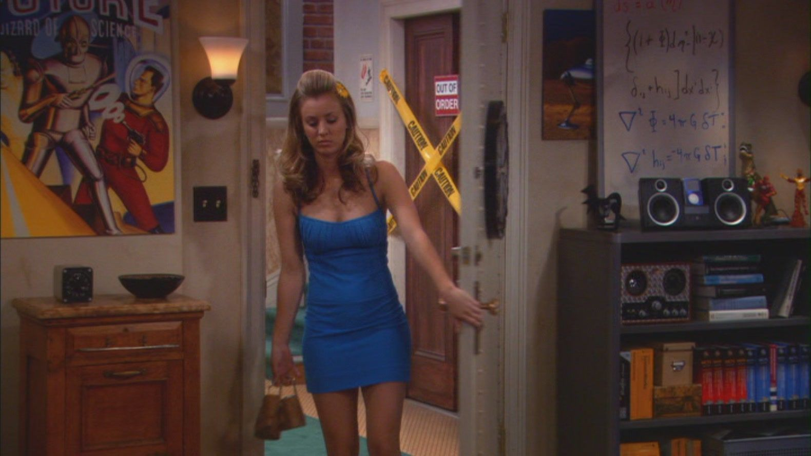 series The Big Bang Theory season episode The Dead Hooker Juxtaposition