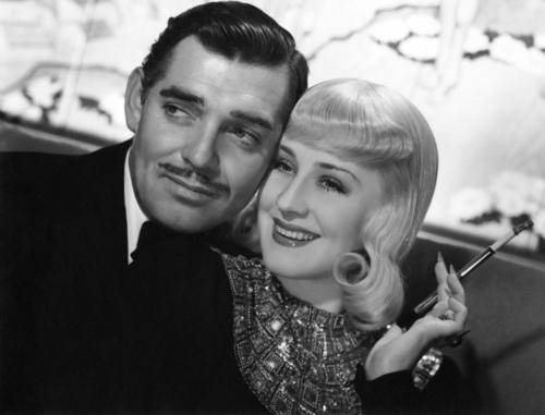 A Free Soul (1931) Norma Shearer, Clark Gable