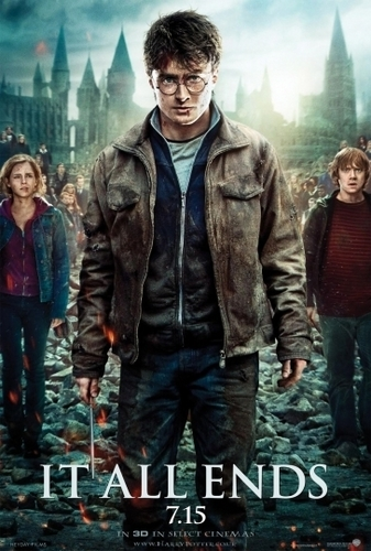 A new Deathly Hallows: Part 2 poster