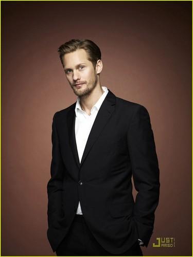 Alexander Skarsgard: 'True Blood' Cast Portraits!