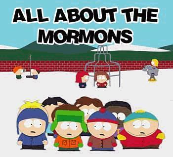 All about the mormons