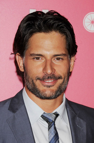 Joe Manganiello wallpaper with a business suit, a suit, and a three piece suit called April 26: Us Weekly Hot Hollywood Party