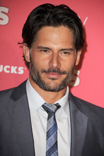 Joe Manganiello wallpaper with a business suit, a suit, and a two piece entitled April 26: Us Weekly Hot Hollywood Party