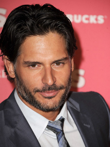 Joe Manganiello wallpaper containing a business suit, a suit, and a two piece titled April 26: Us Weekly Hot Hollywood Party