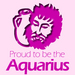 Aquarius sign - aquarius icon