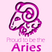 Aries sign - aries icon