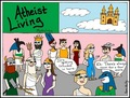 Atheist Living: Mythology - atheism fan art