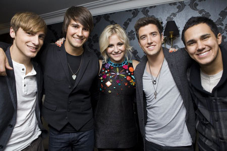 BTR with Pixie Lott