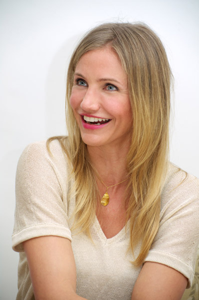cameron diaz bad teacher pics. Bad Teacher Press Conference