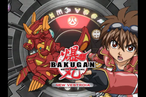 Bakugan season 2