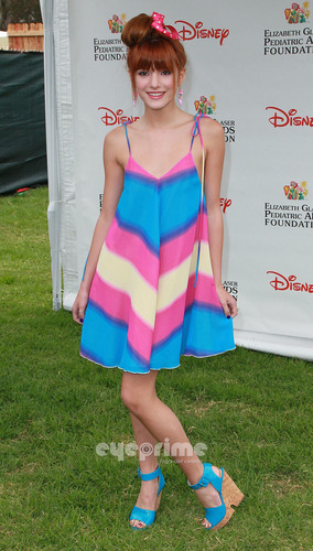 Bella Thorne: A Time For heroes Event in L.A