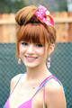 Bella Thorne: A Time For 히어로즈 Event in L.A