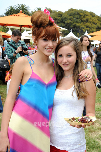 Bella Thorne: A Time For bayani Event in L.A