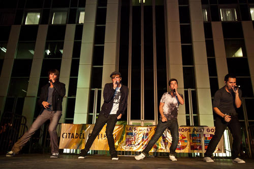 Big Time Rush (December 2010)