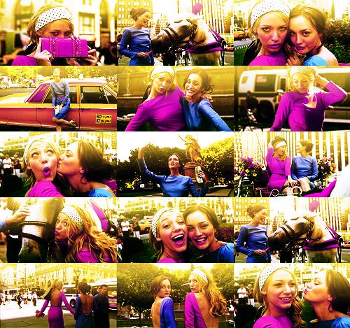 Blair & Serena