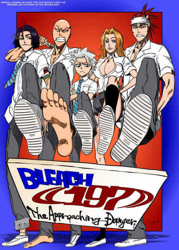Bleach Chapter 197