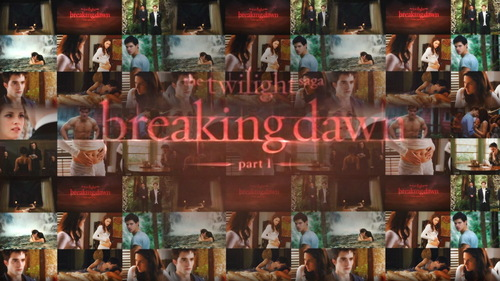 Breaking Dawn part 1 fond d'écran