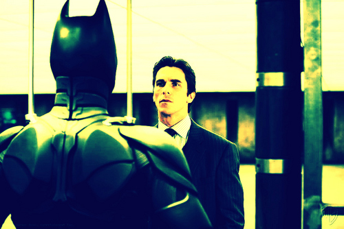 Bruce Wayne wallpaper with a business suit entitled Bruce Wayne