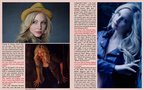Candice - LA Teen Festival Magazine