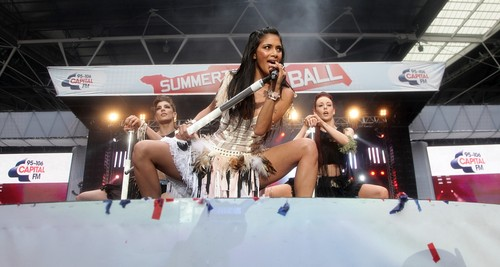 Capital FM's Summertime Ball at Wembley Stadium