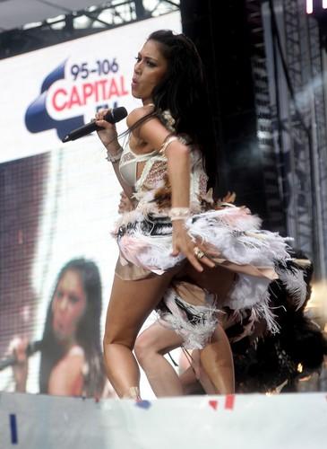 Capital FM's Summertime Ball at Wembley Stadium