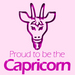 Capricorn sign - capricorn icon