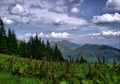 The Carpathian Mountains - ukraine photo