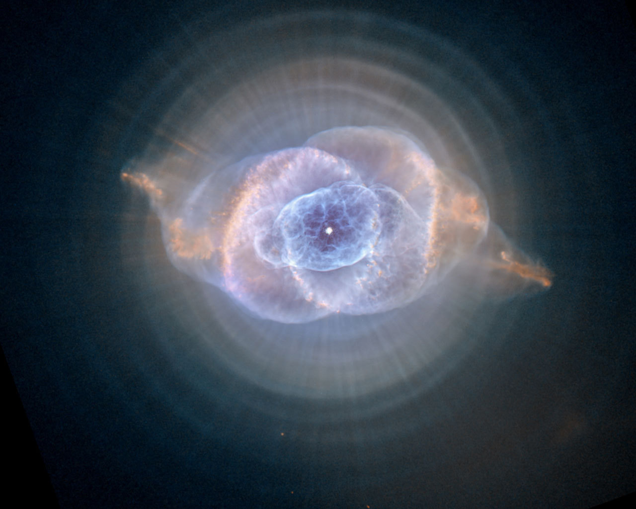 eye nebula space - photo #11