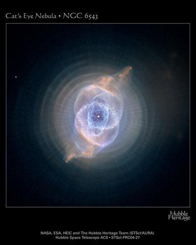 Katzen Nebula (Natural Colour)