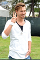 "Chad Michael MurrayJune 12th, 2011 - ""A Time For Heroes"" Celebrity Carnival - chad-michael-murray photo"