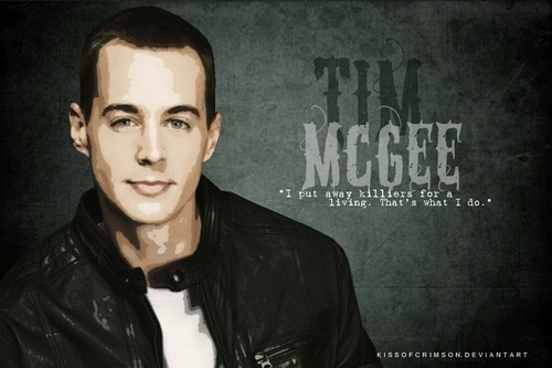 Character Quotes- McGee