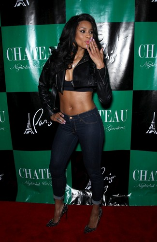 Chateau Nightclub In Las Vegas - ciara Photo