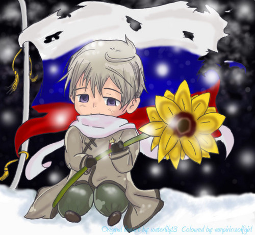 《K.O.小拳王》 Russia Winter