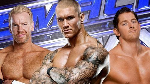 Christian,Randy Orton,Wade Barrett
