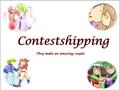 Contestshipping