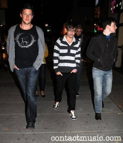 Cory, Chris & Kevin<3