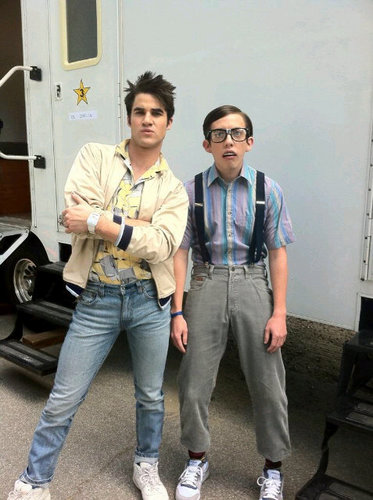Darren and Kevin