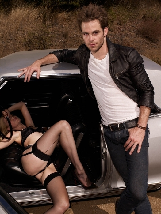 Details Magazine Outtakes - Chris Pine Photo (22883068 ...