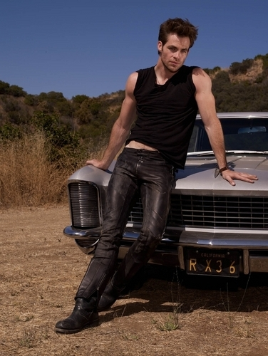 Details Magazine Outtakes - chris-pine Photo