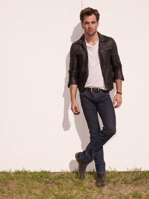 Details Magazine Outtakes - Chris Pine Photo (22883241 ...
