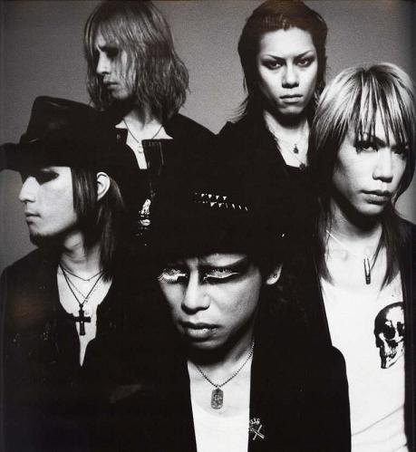 Dir en grey - Clever Sleazoid Photoshoot