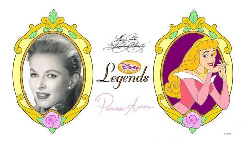 disney Princess - Legends (Voices)