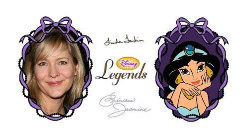 disney Princess - Legends (Voices)