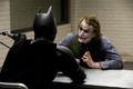 Don't talk like you're one of them, you're not! - the-dark-knight photo