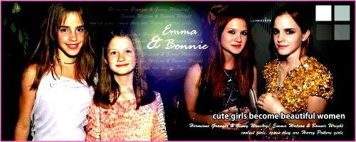 Emma & Bonnie