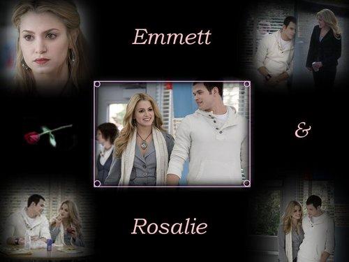 Emmett Rosalie Fanpop Emmett&rosalie