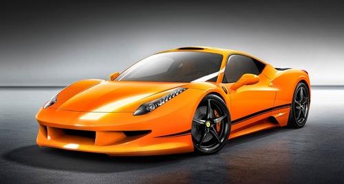 FERRARI 458 ITALIA GT